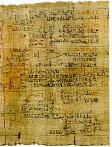 Eski Mısır'da Cebir